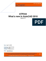 What's New Autocad 2010_Segment_2