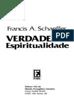 Verdadeira Espiritualidade - Schaeffer