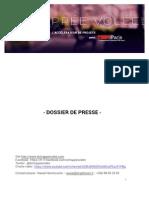L'ÉCHAPPÉE VOLÉE Dossier de Presse