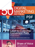 50 Digital Marketing Metrics