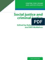 Social Justice Criminal Justice Web