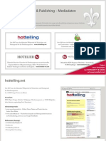 Hospitality Media & Publishing - Mediadaten