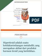 tiroid belajar