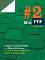 Cooperación descentralizada y la eficacia de la ayuda