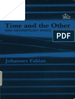 Time and the Other Fabian