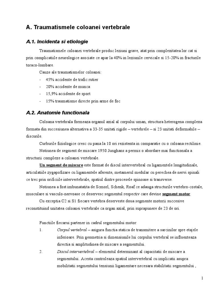 Fracturi ale armelor de armă și leziuni articulare - experttraining.ro