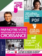 Livret Campagne Européennes Sud-Est 2014
