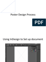 Poster Design Process Morning Ride