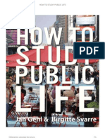How to Study Public Life _Ghel