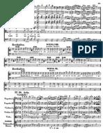 Aria Nº 18 - Dolce D'Amore Compagna (La Finta Giardiniera) - Italiano_Alemán (Voz, Violín, Fagot, Cello, Contrabajo)