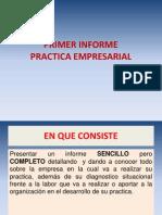 Presentacion Primer Informe