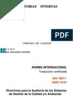 Auditorias Internas de La Calidad2000 Rev5