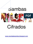 Samba Songbook Receita de Samba