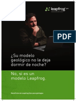 Leapfrog Geo - Información