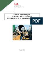 Guide Assainissement 2011