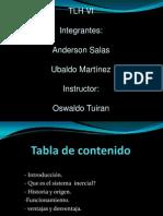 Diapositivas de Sistema Inercial