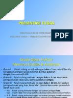 Grade Open Frakture