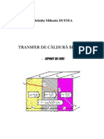 Transfer de Caldura Si Masa - Suport de Curs