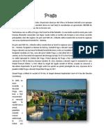 Praga- referat