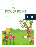 Unidad 5 Microsoft Power Point
