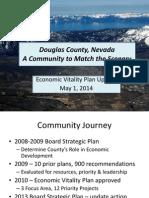 Douglas County Economic Vitality Plan Update