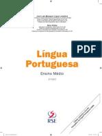 Lingua Portuguesa 1ª Série