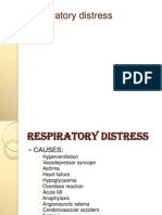 5.Respiratory Distress Dental Lecture