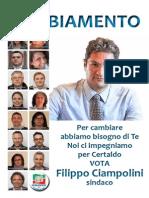 Ciampolini Libretto Maggio14