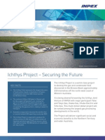 Inpex - Ichthys Project Fact Sheet - September 2012 Final