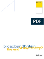 Craig, J. & Wilsdon, J. (2004). Broadband Britain. Demos, London