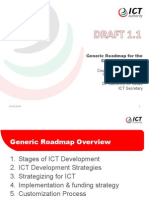 Generic Roadmap for the Counties of Kenya V1.1
