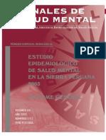 Estudio epidemiológico SierraPeruana2003