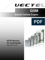 GSM HTTP at Commands Manual V1.1