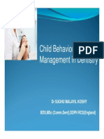 Behavioural Management in Children [Compatibility Mode]