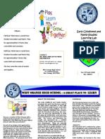 West Orange High School - Preschool Program