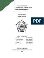 Resume Bab 1-3