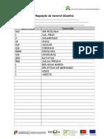 Requisição Cozinha 12-05-2014