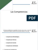 Perfil de Competencias Laborales