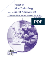 educational report