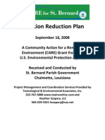 C A R E Final Report - Pollution Reduction Plan