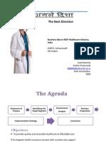 Healthcare Ankita XLRI