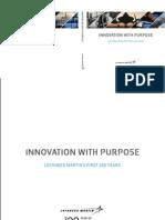 Innovation With Purpose