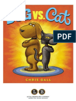 DOG vs. CAT by Chris Gall (Preview