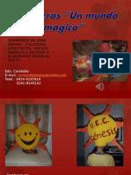 Catalogo Sombreros Un Mundo Magico 2012