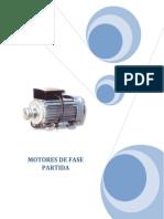 Motores Monofasicos de Fase Partida