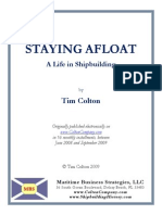 A Life in Shipbuilding