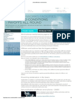 Dehumidification in Wind Turbines