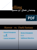 Horror & Dark Fantasy