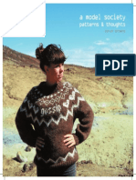Sarah Browne, A Model Society, Patterns & Thoughts, 2008