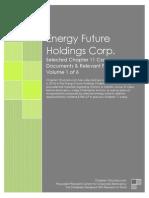 Energy Future Holdings Precedent Pack Volume 1 of 6